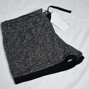 Fabletics Izzie Shorts Speckled French Terry